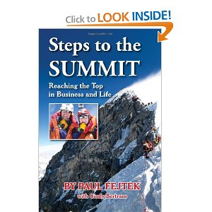 Steps to the Summit book cover