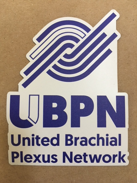 New UBPN Logo Magnet for car or any metal surface that a magnet would grab